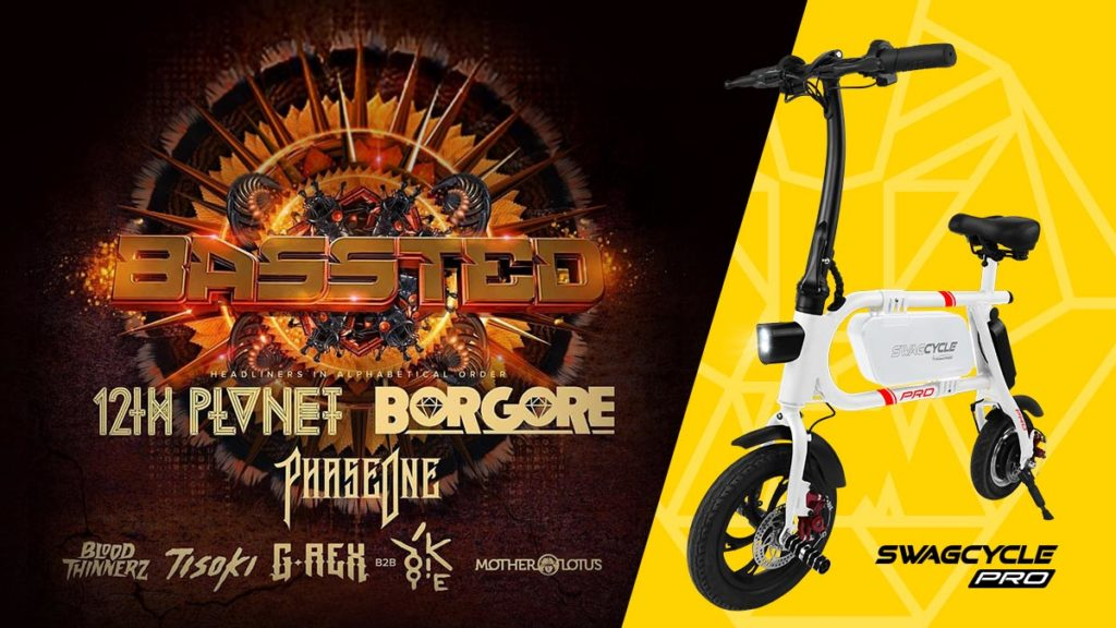 Bassted Flyer and Swagcycle Pro split-image