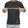 Swagtron Giving Is Swag Tee (Unisex)