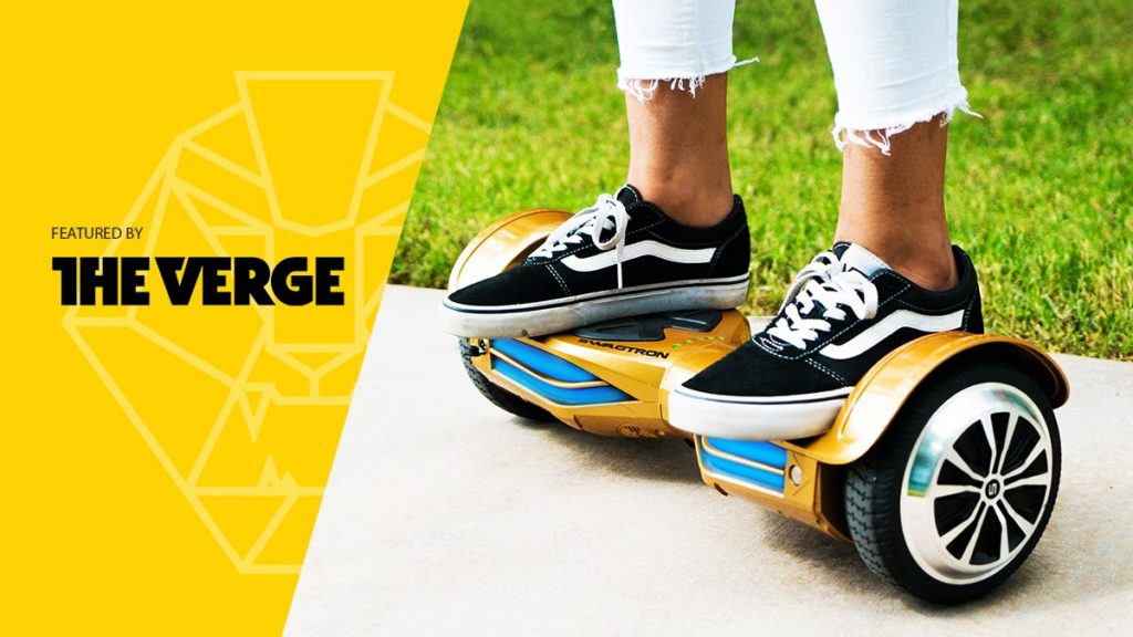 SWAGTRON HOVERBOARDS - The Verge