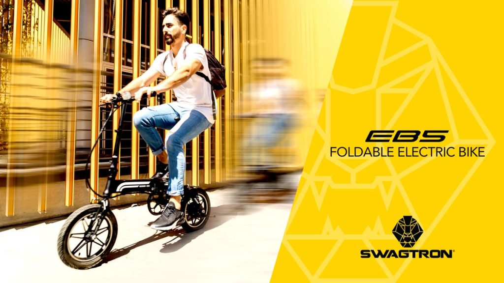 Swagtron EB5 Pro - Best Cheap Electric Bikes & Affordable E-Bikes in 2020.