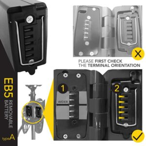 EB5 Replacement Battery Pack (Type A)