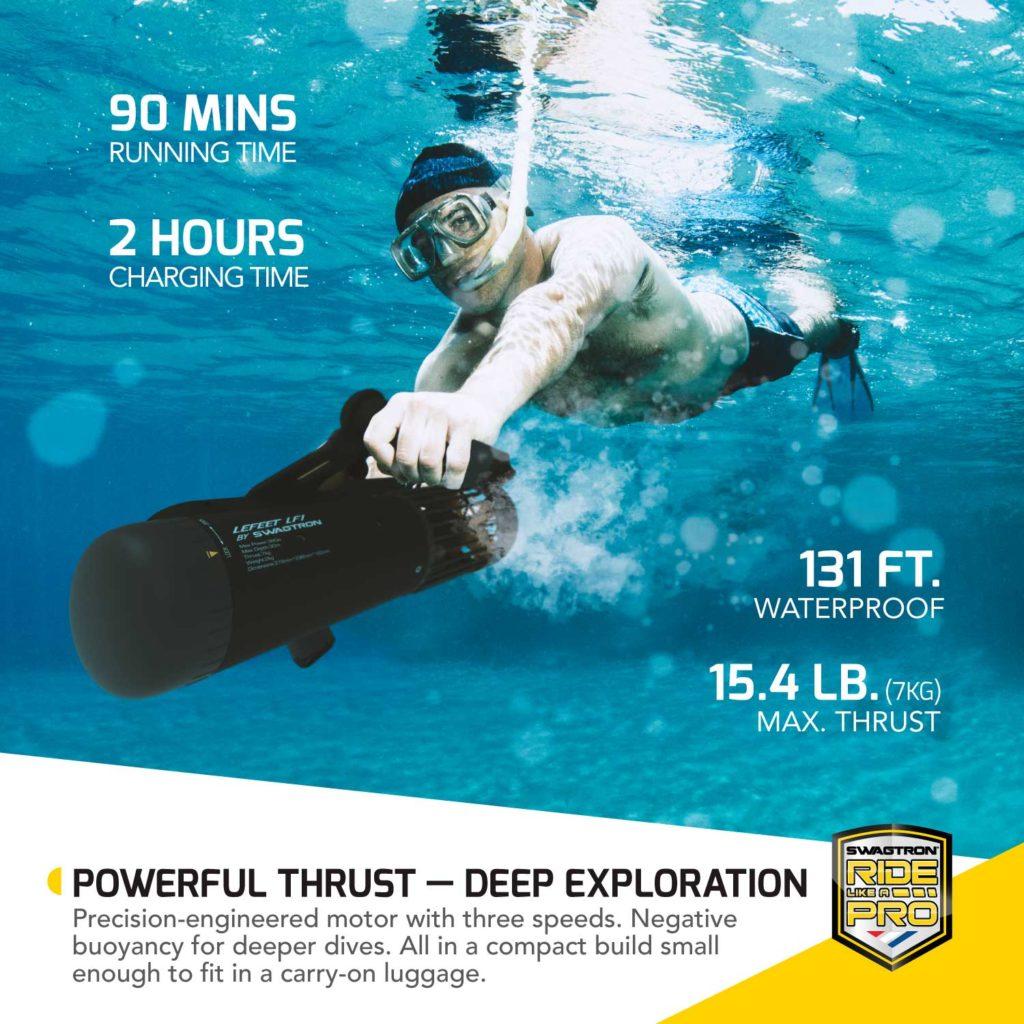 d Underwater Scooter 12