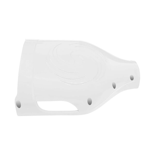 SWAGTRON T1 REPLACEMENT SHELL PIECE - WHITE LOWER LEFT