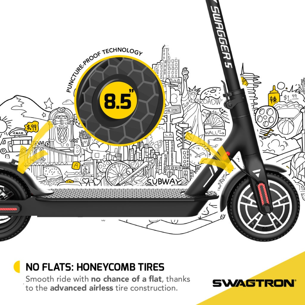 Electric Scooter - Swagger 5 Boost 1