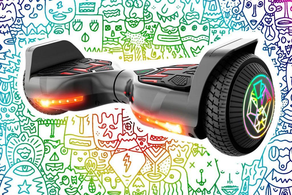 swagBOARD T580 Twist hoverboard