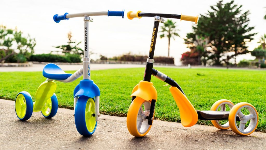 The K2 2-in-1 Toddler Scooter.