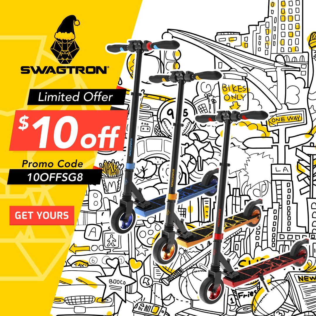 Swagger 8 Black Friday & Cyber Monday deals