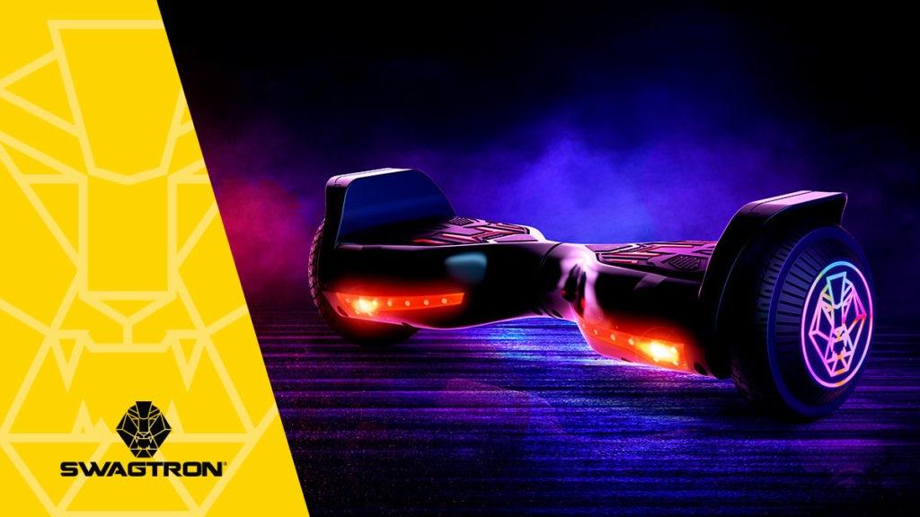 The brand-new swagBOARD T580 Twist.