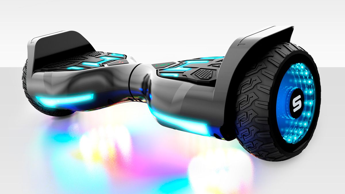 The swagBOARD T580 Warrior hoverboard.