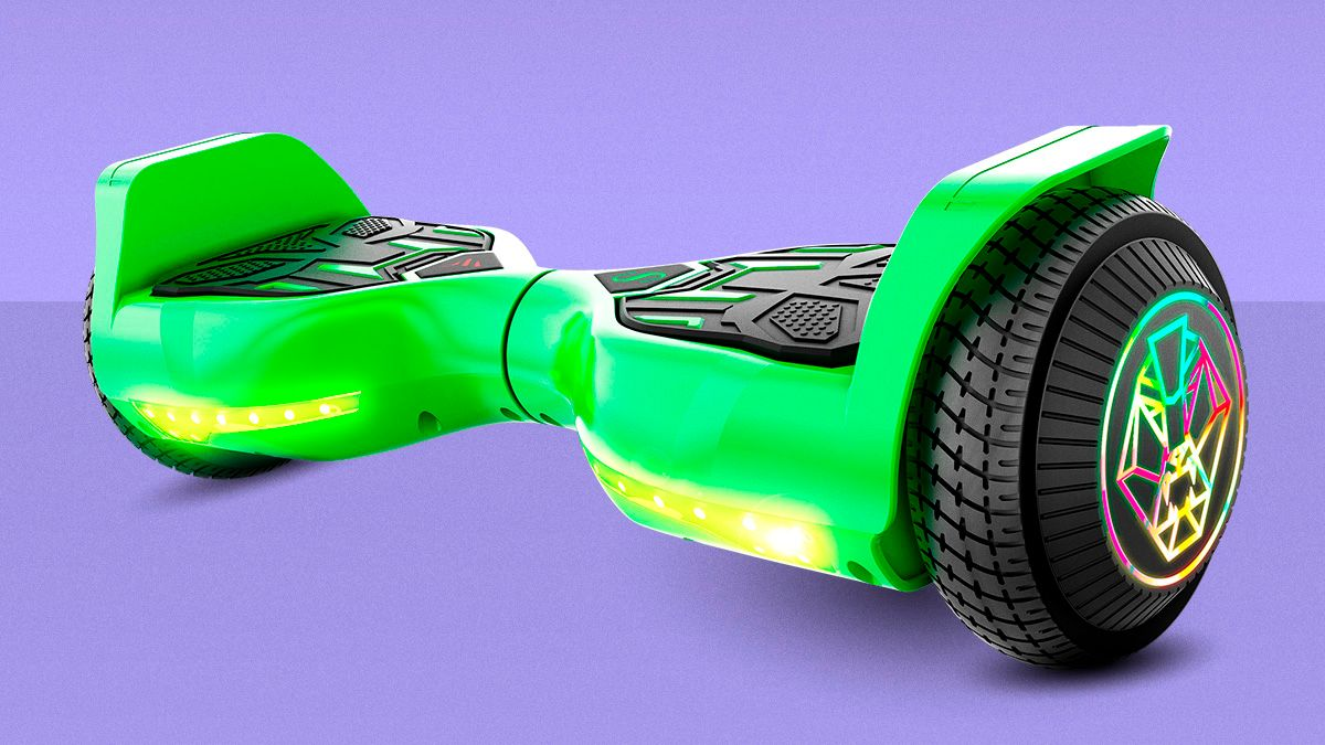 The swagBOARD T580 Twist hoverboard.