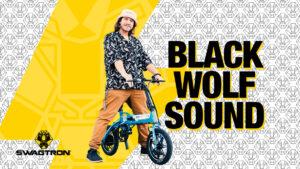 swagTEAM Black Wolf Sound on his EB7 Plus eBike