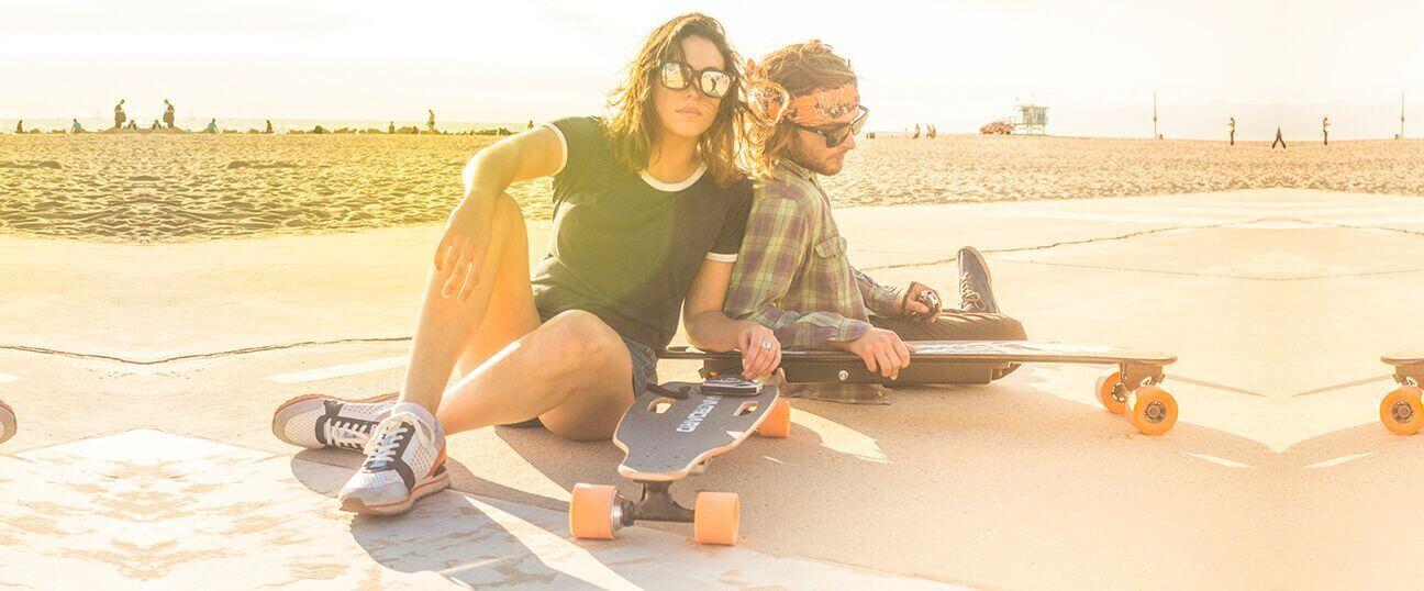 Swagtron's E-Skateboard